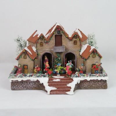 Pozytywka Ze Świętym Mikołajem