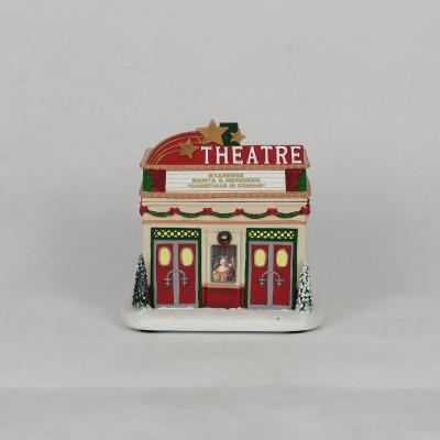 Pozytywka Teatr Św. Mikołaja